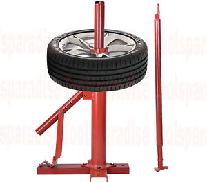 Auto Wheel Shop Manual Hand Tire Changer Bead Breaker Iron Tool