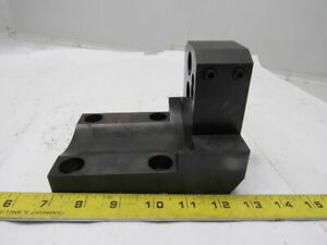 19mm Round Shank Double Tool Holder Cnc Turret