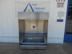 48 4ft Commercial Larkin Vent Hood Restaurant Exhaust Hood System 2646
