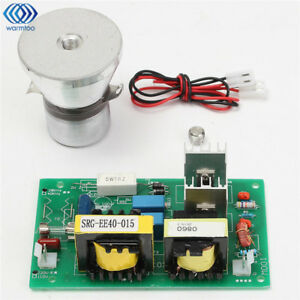 High Performance 100w 28khz Ultrasonic Cleaning Transducer Cleaner Power Driver