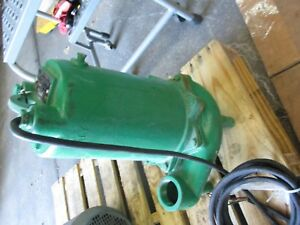 Myers 2 Submersible Pump 1016831j Model mwh50 53 Volts 575 Ph 3 Hp 5 New