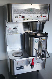 Grindmaster P 400est Commercial Coffee Maker Brewer Multi Voltage 120v 10kw