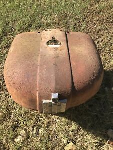 International Ih Farmall Tractor Nose Front 400 450 Diesel