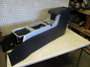 2009 11 Mercury Mariner Center Console Storage Complete Assembly Oem