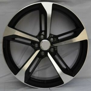 4 New 19 Wheels Rims For Audi S3 S4 S6 A3 A4 A6 Q3 Tt 37019