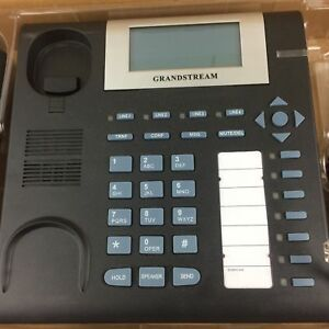 Grandstream Gxp 2000 4 line Voip Phone for Ring Central Vonage Megapath