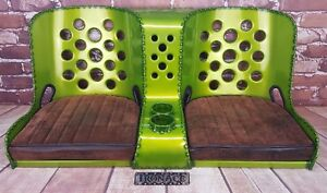 Bomber Seat Rat Rod Hot Rod Bench Seat 42 With Cushions