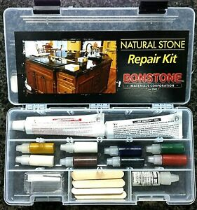Natural Stone Repair Kit marble And Granite cracks Countertop Repair Uv Stable