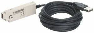 Schneider Electric Sr2usb01 Connecting Cable For Smart Relay Zelio Logic