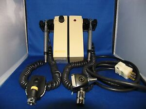 Welch Allyn 74710 Transformer For Otoscope ophthalmoscope Heads Included