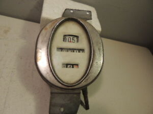 1929 Chevrolet Speedometer Antique Vintage