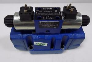Bosch 3625psi Hydraulic Solenoid Directional Valve 081wv16p1v300fptws024 00d51