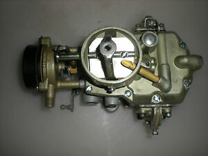 Autolite 1100 Carburetor 1963 1969 Ford 170 200 6 Cylinder Engines Auto Trans