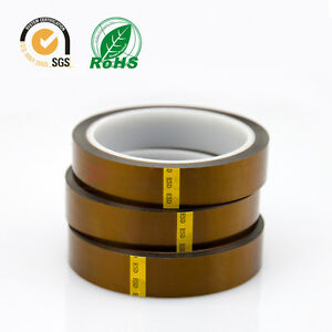 Kapton Tape 55mm Silicone Adhesive Anti Esd Additive Static Charge Reducing