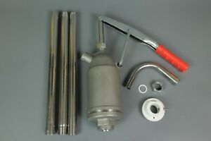 Action Pump 5500 Lever Stainless Steel High Viscosity Pump