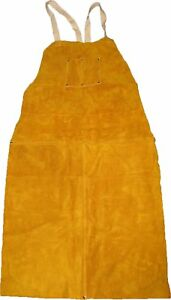 Us Forge 99406 Leather Welding Apron With 42 inch Bib