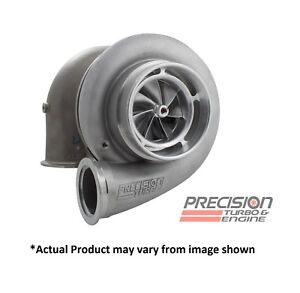 Precision Turbo Hp Cover Cea Billet 6766 Ball Bearing 1 00 V Band T4 Divided