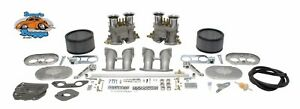 Empi D 40mm Deluxe Dual Carburetor Kit For Type 4 Engine Performance Carb