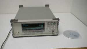 Hp 86120c Multi wavelength Meter 1270 To 1650 Nm