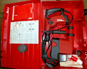 Hilti Te6 s With Dust Removal System drs