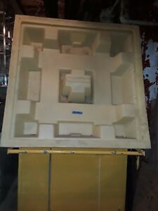 Spill Containment Skid 54 X 54 X 13