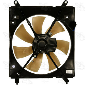 A c Condenser Fan Assembly Right 4 Seasons 76177 Fits 00 01 Toyota Camry 2 2l l4