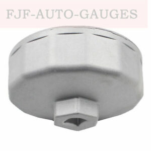 Oil Filter Tool Fits For Mercedes Benz Vw Audi 74mm 14 Flutes Wrench Caps Tools