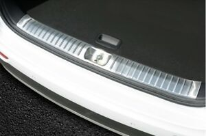 Stainless Trunk Guard Board Guard Protect Trim Cover For Kia Sportage Kx5 16 17
