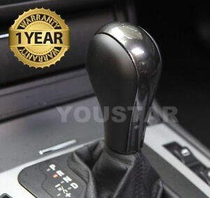 Us Seller Auto Shift Knob Gunmetal Graphite Grey For Bmw 3 5 7 X Z Series M3 M5