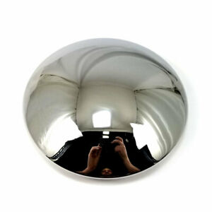 Ar Smoothie Baby Moon Chrome Custom Wheel Center Cap 7 5 For Vn31 Smoothie Rim