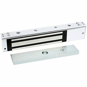 600lbs Electromagnetic Lock Holding Force Access Control Single Door 12v
