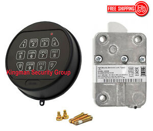 Lagard Basic Ii Kit 4715bk Kp 4200m Lck most Standard Safes Flat Black nib