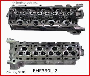New Bare Cylinder Head Fits 2005 2008 Ford Mustang 4 6l V8 24 valve Vin h