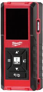 Milwaukee Laser Distance Meter 330 Ft Digital Auto level Measuring Hand Tool