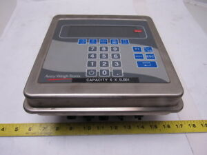 Avery E1070 Weigh tronix Weight Scale 110 240vac 2 0a 50 60hz