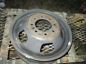 Dodge 3500 1 Ton 2003 2016 17 X 6 Oem Steel 8 Lug 1 Rim Dual Wheel Used