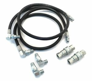 Hydraulic Hose Fitting Replacement Snow Plow Blade Kit Meyer E47 Sam 1304060