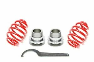 Adjustable Rear Lowering Coils Springs Kit Bmw Z3 E36 E46 Limousine Coupe