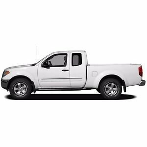 Body Side Moldings Chrome Trim Mouldings For Nissan Frontier King Cab 2016 2018
