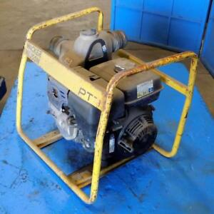 Wacker Neuson Water Trash Pump Model Pt3a
