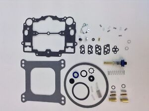 Edelbrock Performance Carburetor Kit 1405 1406 1407 600 650 750 Cfm Steel Pump