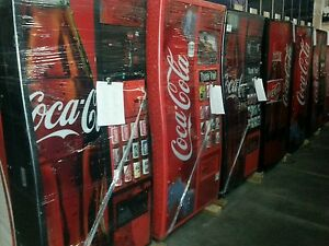 Royal 804 12 Soda Machine 12 Selections cans Bottles 30 Day Warranty delivery