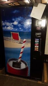 1095 Soda Machines Takes Bottles Cans Accepts Bill coins 30 Day Warranty