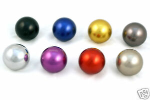 Blox Shift Knob 142 Spherical Honda Acura Crv Crx Civic Integra Prelude Gunmetal