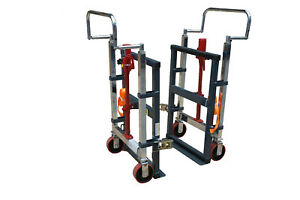 Pake Handling Tools Hydraulic Furniture Mover Set 3960 Lbs Capacity set Of 2