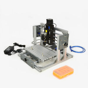 2417 Engraver Pcb Milling Machine Cnc Mini Diy Mill Router Kit Usb Desktop Metal