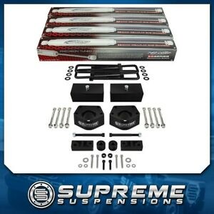 Fits 86 95 Toyota Ifs Pickup 3 F 3 R Lift Kit Shocks Diff Drop 4x4 Pro
