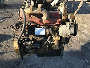 John Deere 4276 Tf Engine Tested Runs Perfect Turbo Diesel Video Available