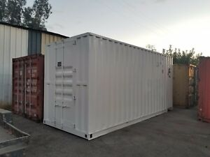 22 6 High Cube Custom Shipping storage Container Containers bakersfield