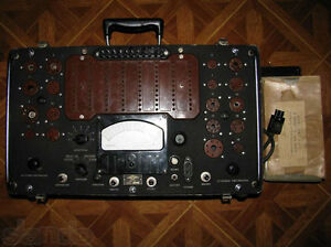 Kalibr Il 14 Russian Made Vintage Vacuum Tube Tester Analog L3 3